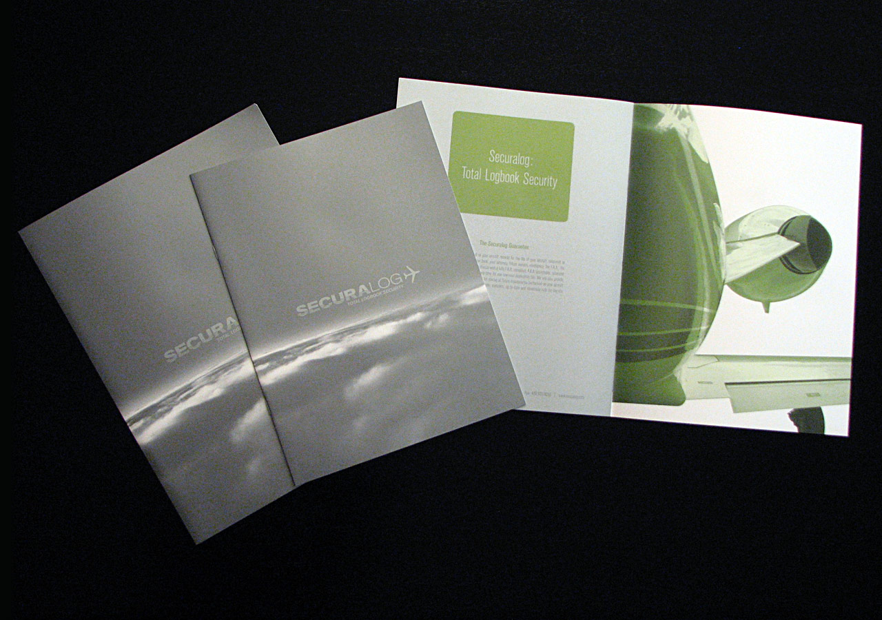 Securalog Brochure Packet