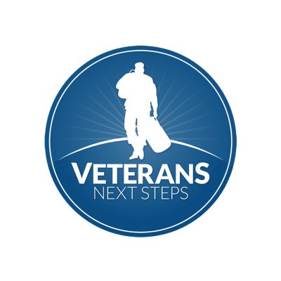 Veterans Next Steps logo concept