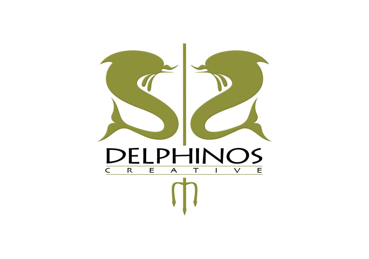 Delphinos Creative Logo